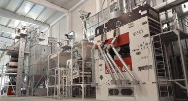 Maszyny do czyszczenia nasion