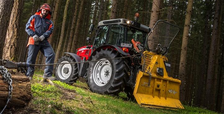 Maszyny komunalne i leśne